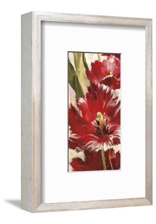 Jubilant Red Tulip Panel 1