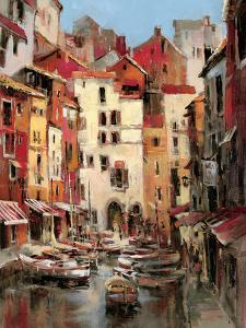 Mediterranean Seaside Holiday 1 by Brent Heighton