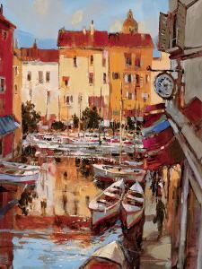 Mediterranean Seaside Holiday 2 by Brent Heighton