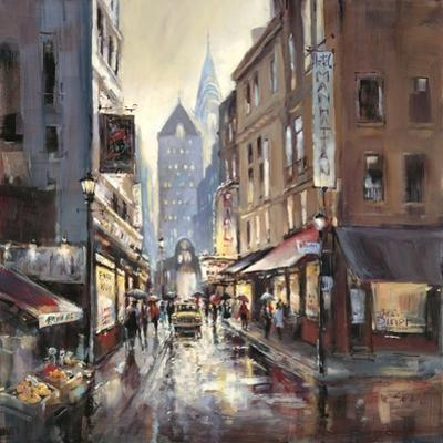 Off Broadway by Brent Heighton