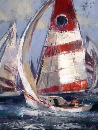 Open Sails II by Brent Heighton