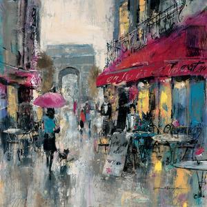 Paris Modern 1 by Brent Heighton