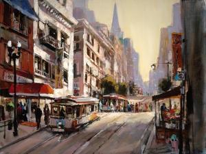 Powell Mason Line by Brent Heighton