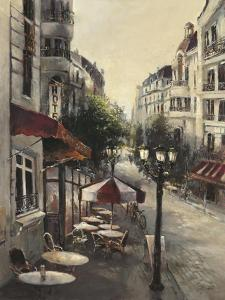 Promenade Cafe by Brent Heighton