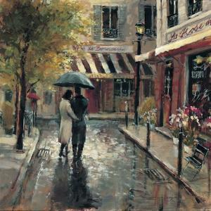 Romantic Stroll by Brent Heighton