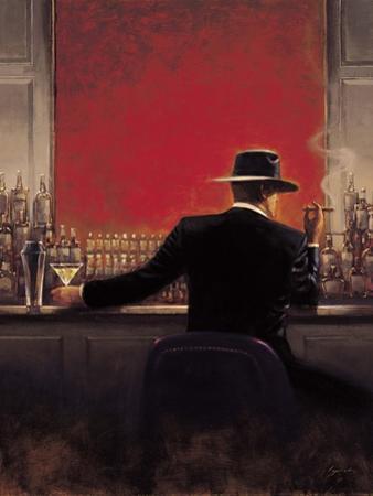 Cigar Bar by Brent Lynch