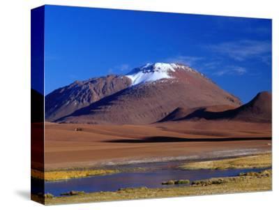 Altiplano Scenery Above the San Pedro De Atacama, San Pedro De Atacama, Chile