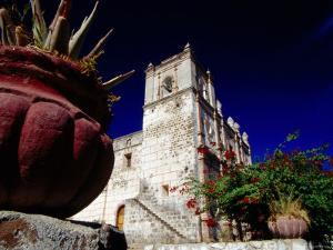 Mission San Ignacio Built in 1786, San Ignacio, Baja California Sur, Mexico by Brent Winebrenner