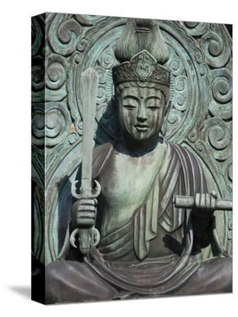 Statue of Buddha at Tenryu-Ji Temple, Sagano District