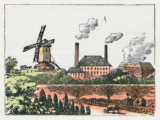 'Brentford', c1910-Unknown-Giclee Print