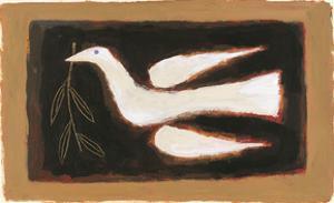 Nesting Bird by Breon O'Casey