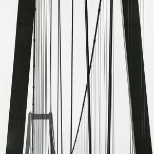 Bridge, Europe, 1971 by Brett Weston