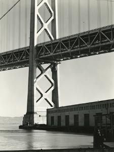 Bridge, San Francisco, 1937 by Brett Weston