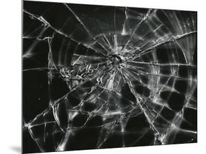 Broken Glass, c. 1955 by Brett Weston