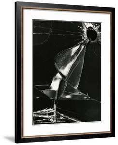 Broken Glass, Oregon, 1978 by Brett Weston