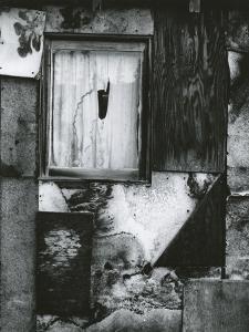 Building, Alaska, 1973 by Brett Weston