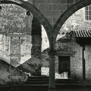 Building and Arch, Mexico, 1969 by Brett Weston