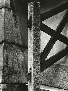 Building, Japan, 1970 by Brett Weston