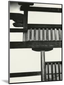 Building, Japan, 1970 by Brett Weston