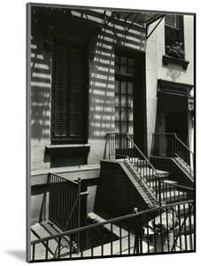 Building, New York, 1945 by Brett Weston