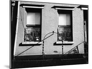 Building Windows, New York, 1945 by Brett Weston