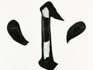 Calligraphy, Japan, 1970 by Brett Weston