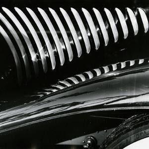 Car, Costa Mesa, 1985 by Brett Weston