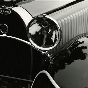 Car Detail, Bugatti, c. 1970 by Brett Weston