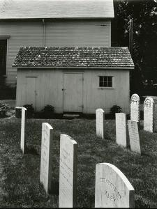 Cemetery, c.1950 by Brett Weston