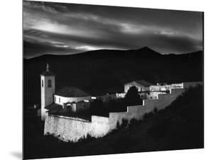 Church and Cemetery, Spain, 1960 by Brett Weston