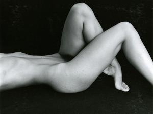 Classic Nude, c. 1975 by Brett Weston