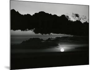 Clouds and Sun, Skyscape, c. 1975 by Brett Weston