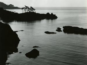 Coastal Scene, France, 1960 by Brett Weston
