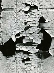 Cracked Paint, 1971 by Brett Weston