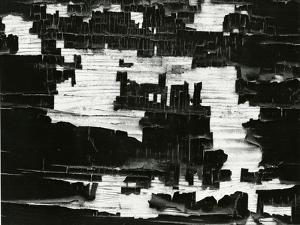 Cracked Paint, 1972 by Brett Weston