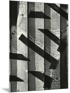 Cracked Paint, Sign, 1974 by Brett Weston