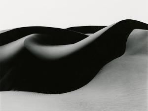 Dune, Oceano, 1984 by Brett Weston