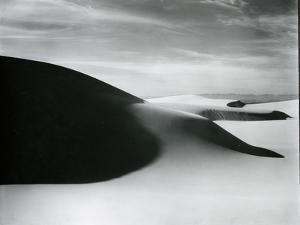 Dune, Oceano, c. 1934 by Brett Weston