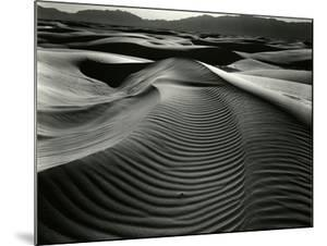 Dunes and Mountains, White Sands, 1946 by Brett Weston