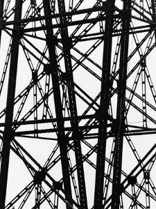 Electrical Tower, c. 1970 by Brett Weston