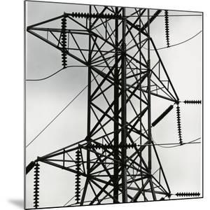 Electrical Tower, Industrial, c. 1970 by Brett Weston