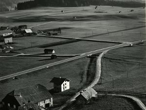 Farm, Austria, 1971 by Brett Weston