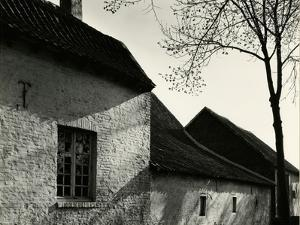 Farm House, Europe, 1971 by Brett Weston