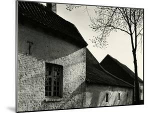 Farm House, Europe, 1971 by Brett Weston