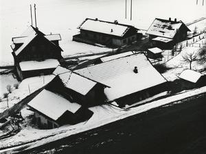Farm, Switzerland, 1973 by Brett Weston
