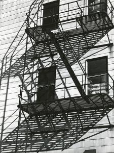 Fire Escape, 1971 by Brett Weston