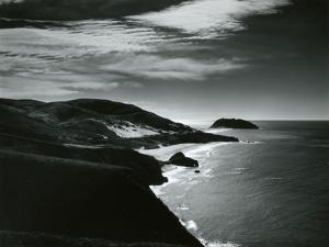 Fog, Big Sur, 1963 by Brett Weston