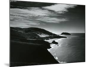 Fog, Big Sur, 1963 by Brett Weston