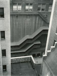 Forty-Seventh Street, New York, 1945 by Brett Weston