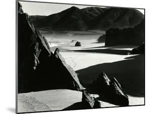 Garrapata Beach, California, 1954 by Brett Weston